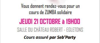 Zumba solidaire - Octobre Rose Égletons
