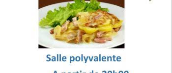 Soirée tartiflette Saint-Merd-les-Oussines